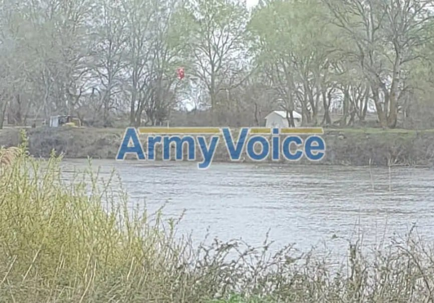 Turkey has invaded and occupied Greek territory at Evros 6