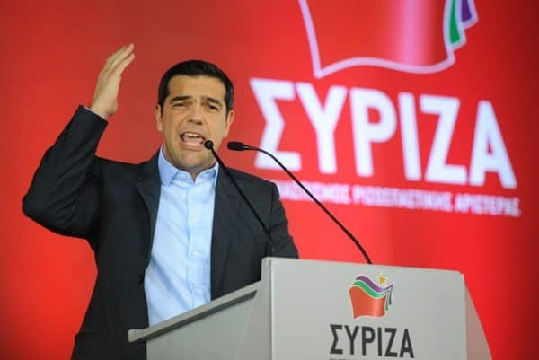 Syriza to rename its party in June 8