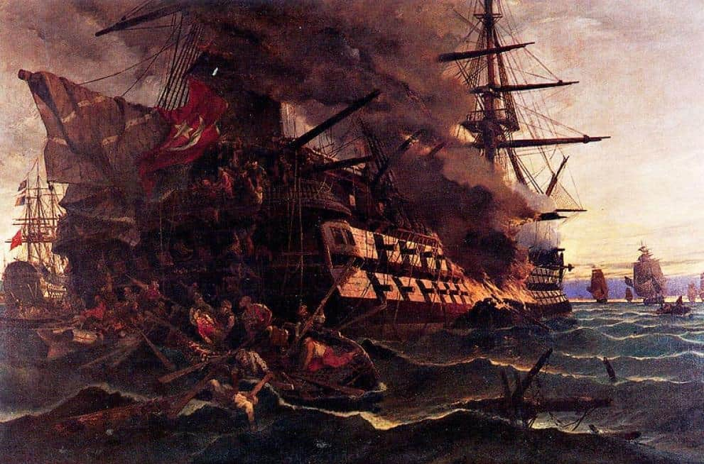 On this day in 1821, Papanikolis broke the Ottoman's morale at Lesvos 3