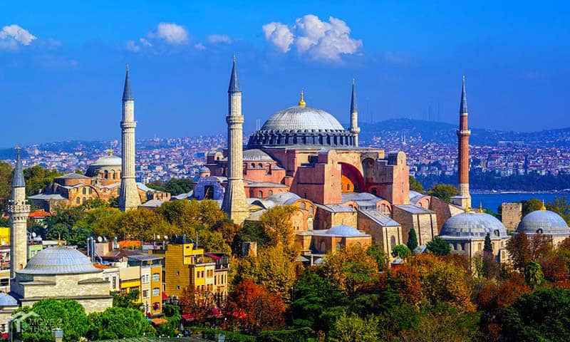 Islamic prayers to be held at Hagia Sophia to commemorate the Fall of Constantinople 1