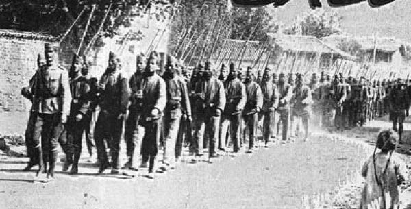 100 years since the liberation of Western Thrace from Ottoman and Bulgarian barbarity 7