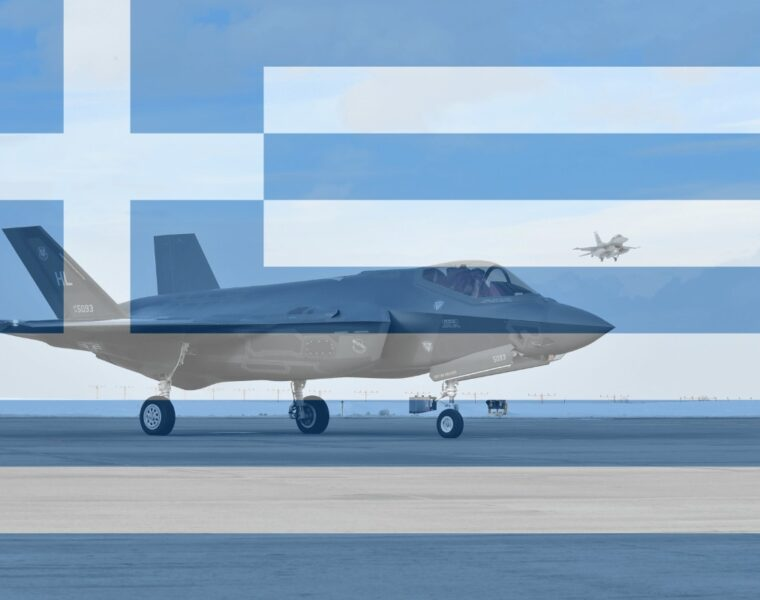 Turkish Media: Greece's F-35 jets will turn the Aegean Sea into a Greek lake 36