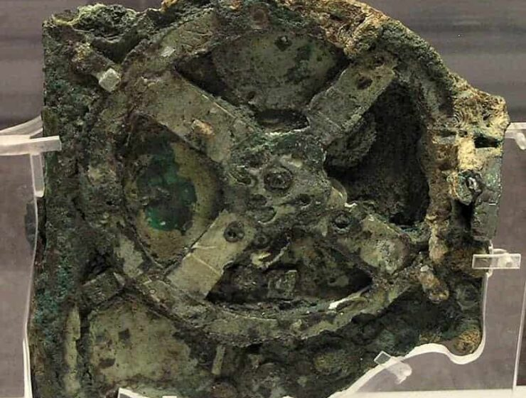 Antikythera Mechanism first computer