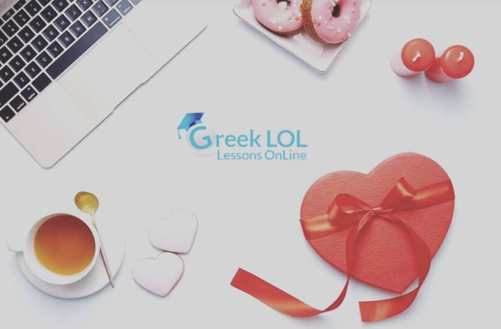 Greek Lessons Online Mothers Day