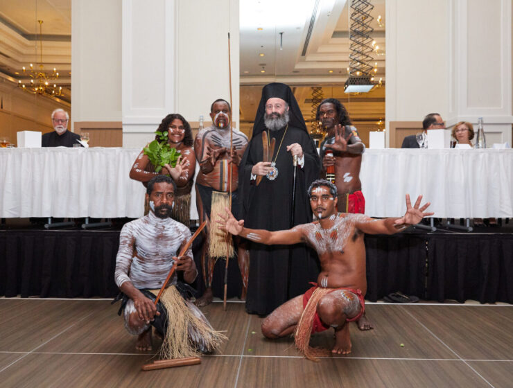A message from His Eminence Archbishop Makarios on National Reconciliation Week 6