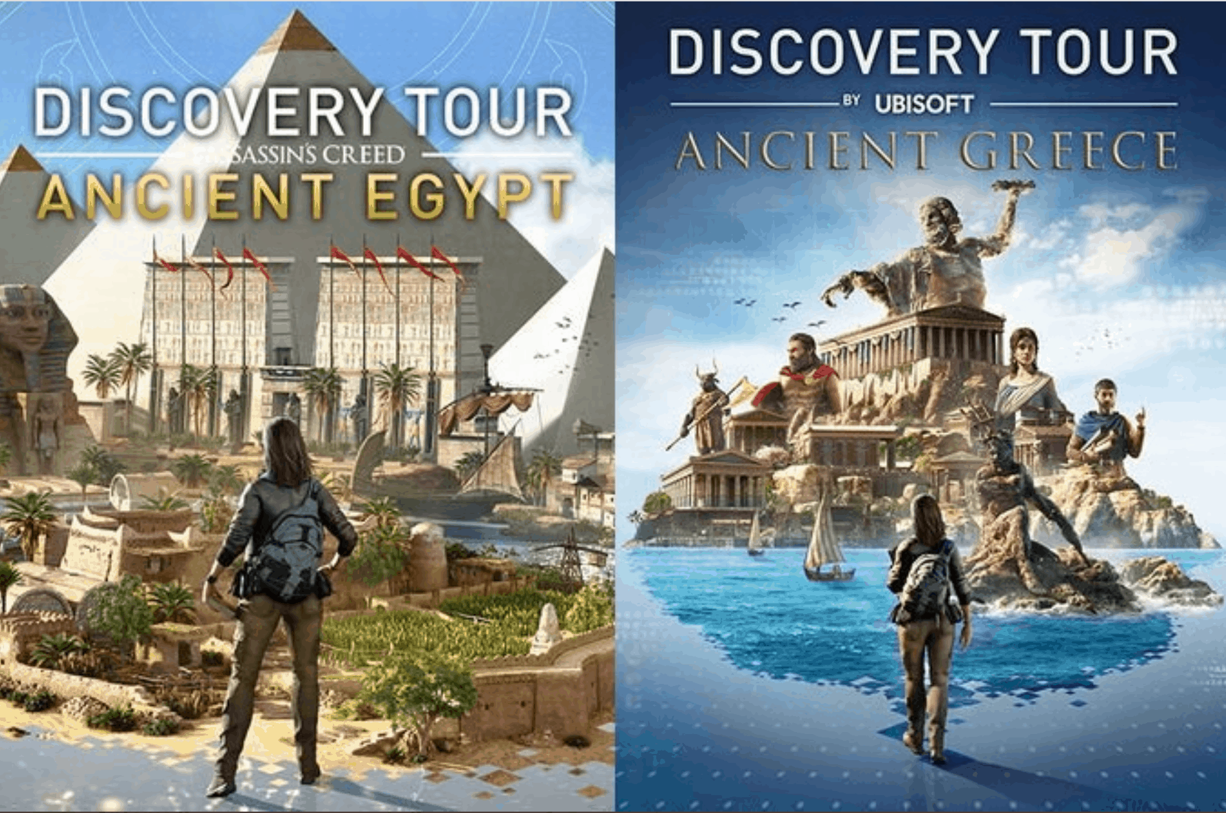 Assassin S Creed Educational Tours Of Ancient Greece And Egypt For Free Greek City Times