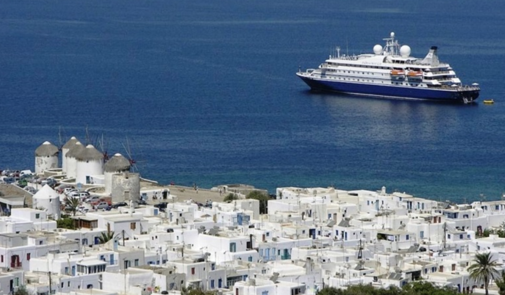 Trips allowed to and from all Greek islands from Monday 2