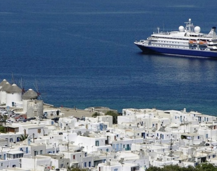 Trips allowed to and from all Greek islands from Monday 3