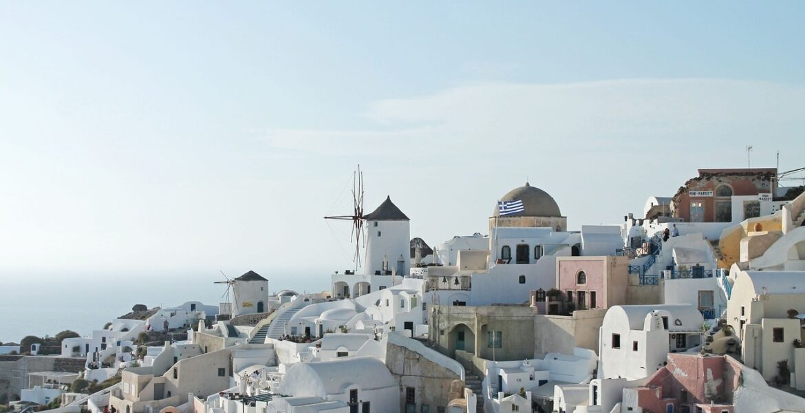 Greece open for travel from June 15th 1