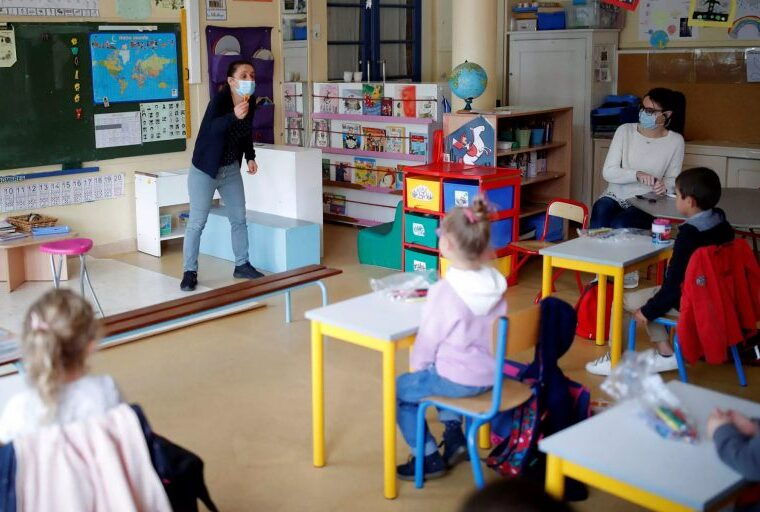Primary schools and preschools in Greece reopening on June 1 1