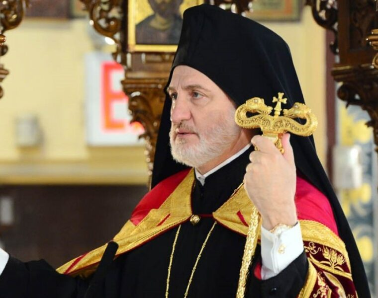 Archbishop Elpidophoros of America