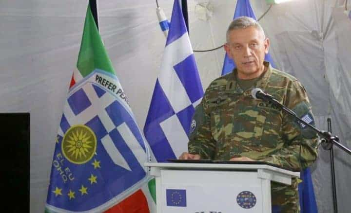 General Floros: We will burn the enemy first and then see who we attacked 5