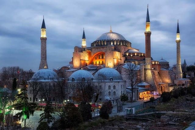 UNESCO sent letter to Turkey regarding turning Hagia Sophia into a mosque