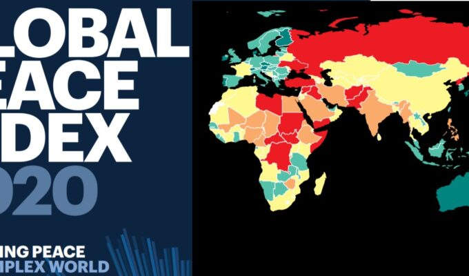 Global Peace Index 2020: Where does Greece and its neighbours rank? 1
