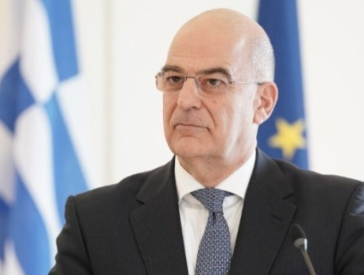 Dendias: Greek embassy opening in Damascus when conditions allow, Albania must respect Greek minority 11