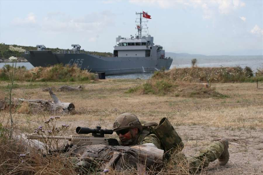 Turkey conducts exercises on 'how to invade Greek islands' (PHOTOS) 23