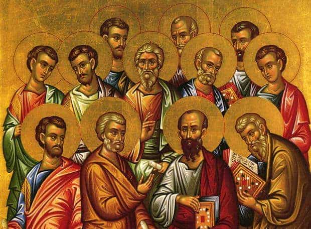 Synaxis of the Twelve Holy Apostles