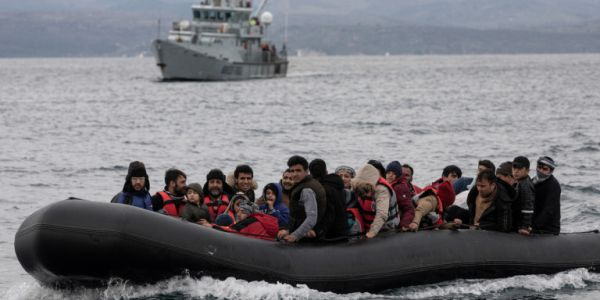 Another 40 migrants reach Lesvos 21