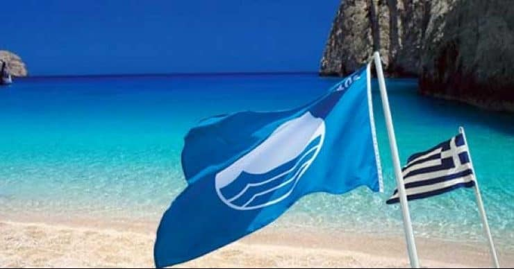 Greece's 497 'Blue Flag' beaches