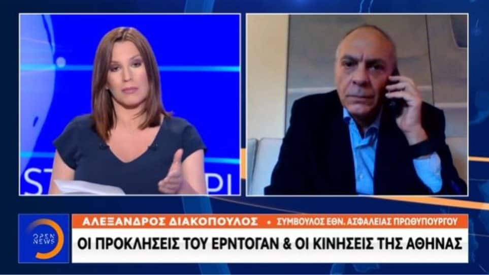 National Security Adviser: If necessary, we will take military action against Turkey 1