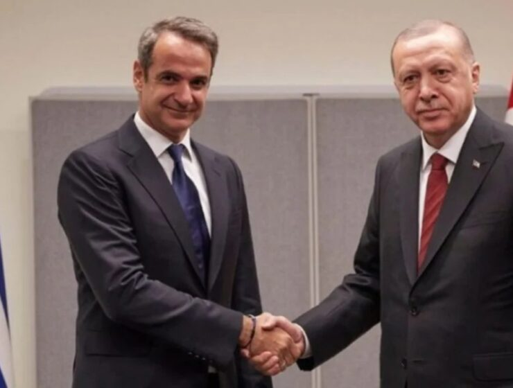 Greek-Turkish communications have reopened but how far will they go? 13