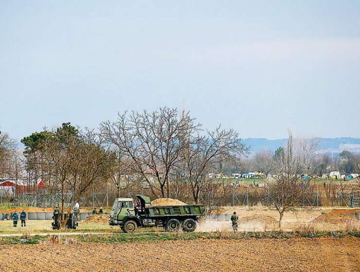 Evros farmers affected by Turkey's asymmetric invasion failure, to be compensated 20