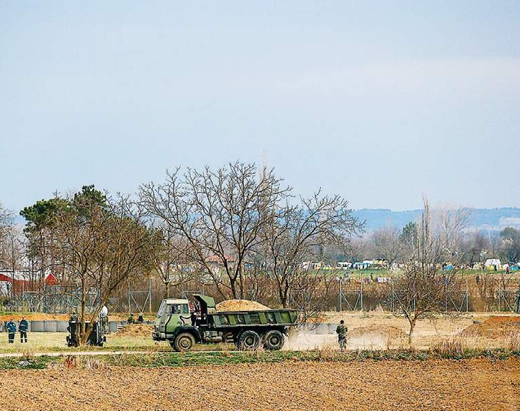 Evros farmers affected by Turkey's asymmetric invasion failure, to be compensated 1