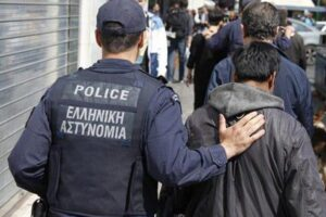 Greek police dismantle human trafficking network in Lesvos operated by German NGO's and others 2