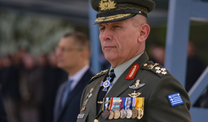 General Floros' message to Turkey: We are ready to crush anyone who underestimates us 1