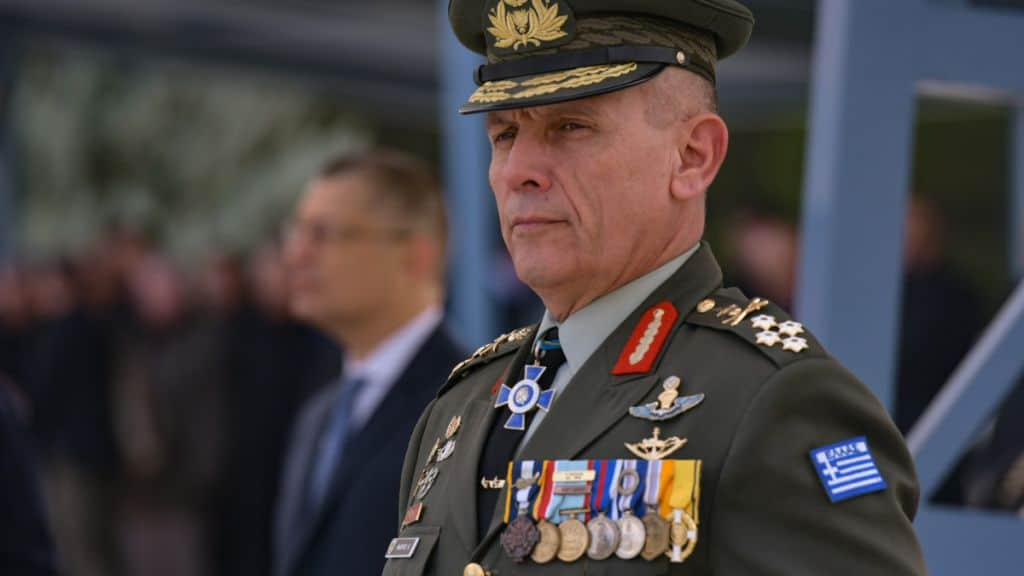 General Floros' message to Turkey: We are ready to crush anyone who underestimates us 2