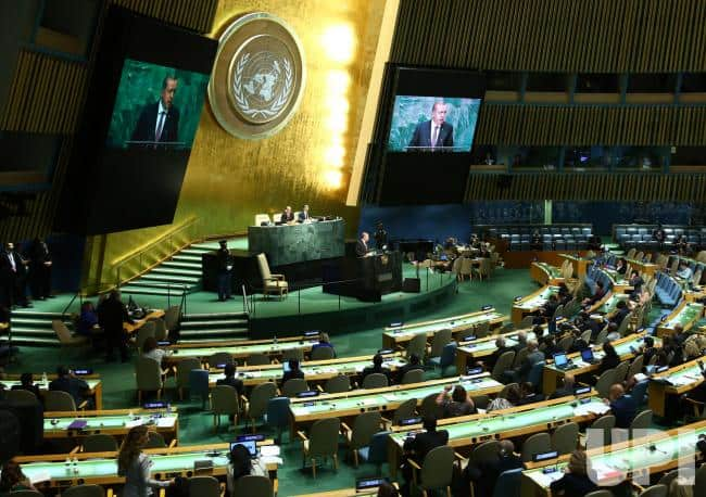 Greece, Cyprus & Armenia make historical move by blocking Turkey from leading UN General Assembly 15