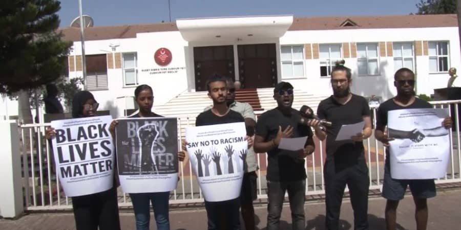 African students in occupied northern Cyprus highlight Turkish racism (VIDEO) 2