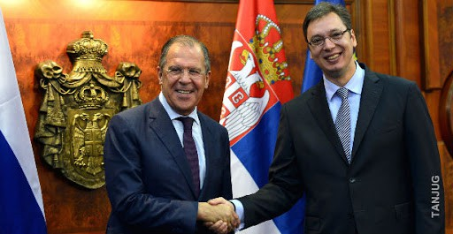 Russia confirms it fully backs Serbia's sovereignty over Kosovo  3