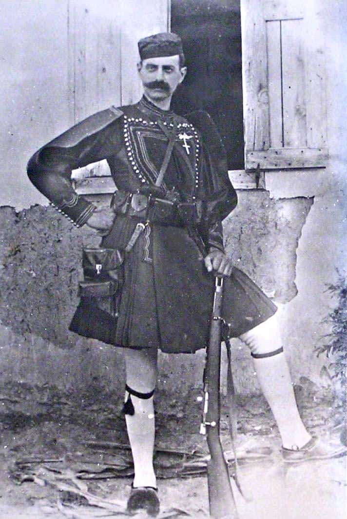 House of one of Greece's greatest war heroes, Pavlos Melas, to become a military school 3