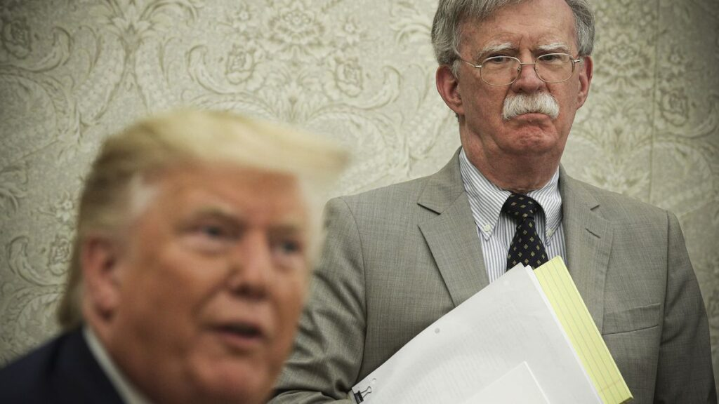Bolton releases explosive book about Trump administration - what does it say about Greece? 2