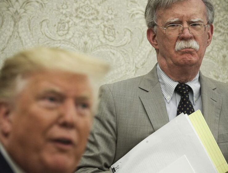 Bolton releases explosive book about Trump administration - what does it say about Greece? 4