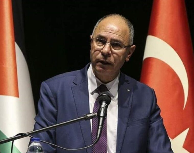 Ambassador Mustafa says Palestine and Turkey are ready to steal Cypriot maritime space 3
