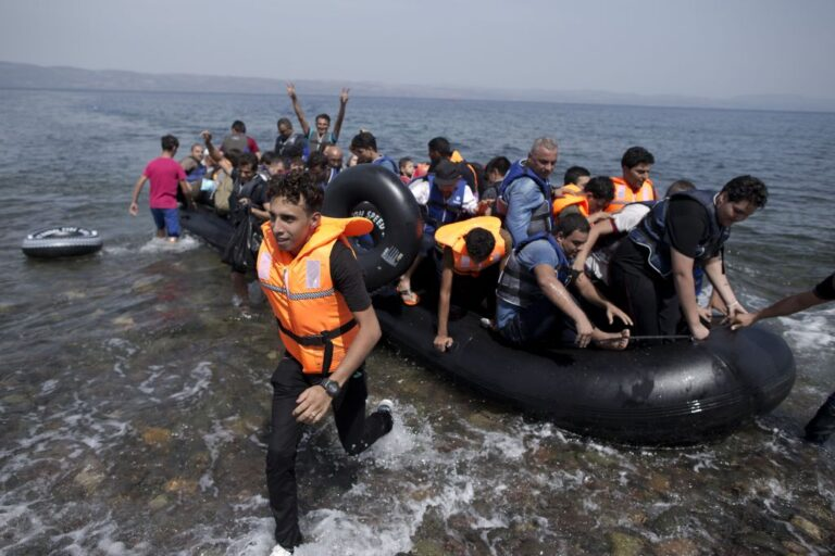 Greek police dismantle human trafficking network in Lesvos operated by German NGO's and others