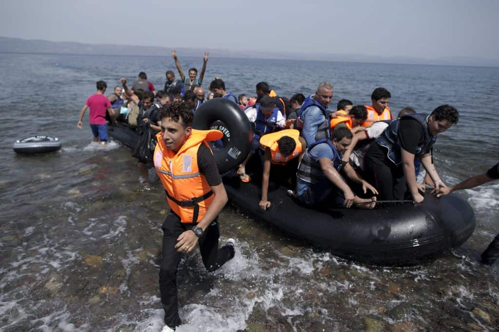 Greek Coast Guard: We have sealed our country's maritime borders 2