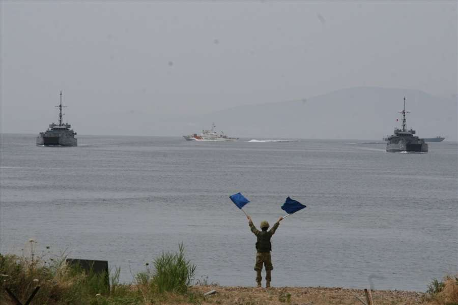 Turkey conducts exercises on 'how to invade Greek islands' (PHOTOS) 16