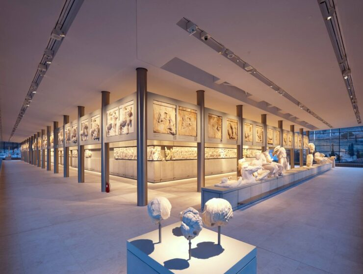 The Acropolis Museum is turning 11