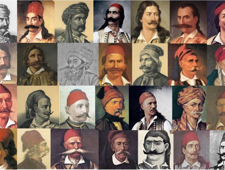 Famous actor says all Greek men should have a moustache to celebrate 200 years of Independence 3