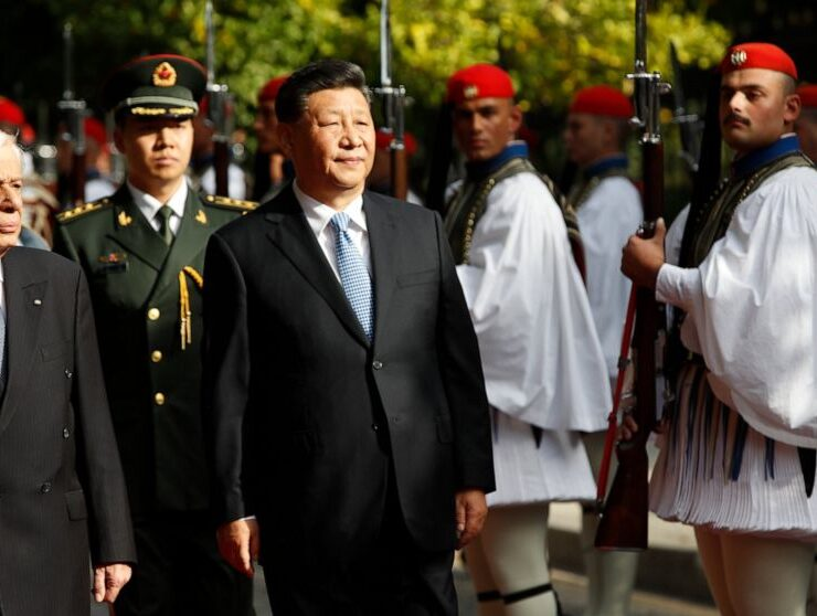"""Greek-Chinese relations: """"Six months delay"""" for the new Silk Road 9"""
