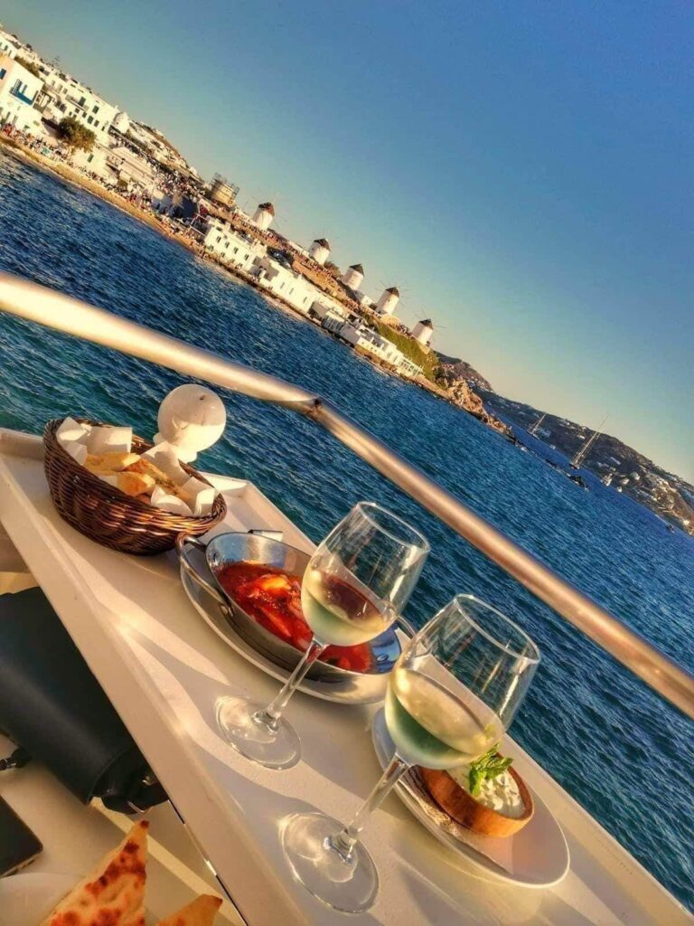 Katerina's Bar in Mykonos among world's best