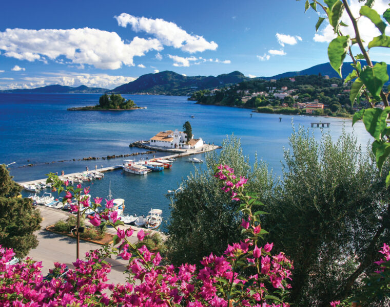 Two Greek destinations listed the safest to visit during coronavirus pandemic
