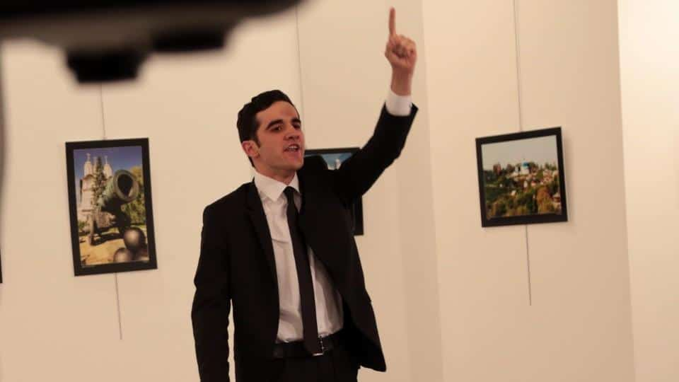 Turkey has not told the truth about the murder of Russian Ambassador Karlov 2