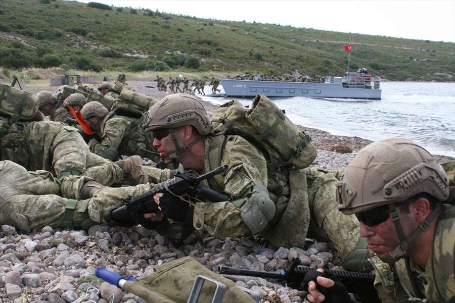 Turkey conducts exercises on 'how to invade Greek islands' (PHOTOS) 22