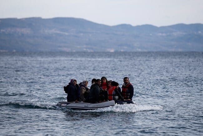Greek Minister for Migration and Asylum: Greece is currently not the main gateway for migration to the EU