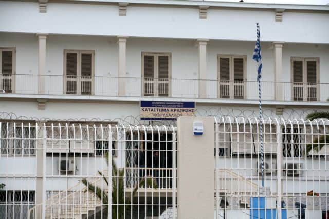 Greek prison confirms first coronavirus case