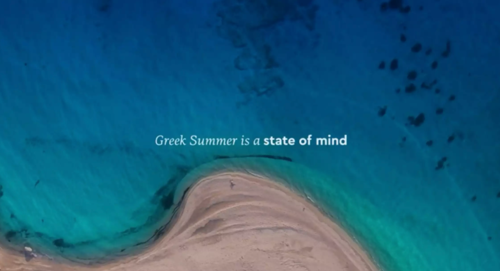 "Greece's optimism showcased in campaign to ""Restart Tourism"" 2"